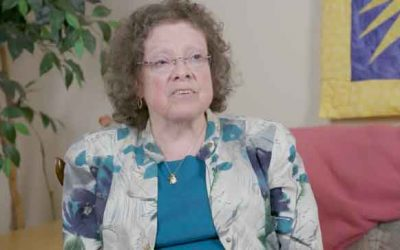 VIDEO: Christine Welcomes Each Day with Enthusiasm