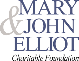 Mary & John Elliot Charitable Foundation Logo