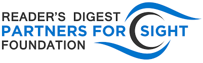 Reader's Digest Partners for Sight Foundation Logo