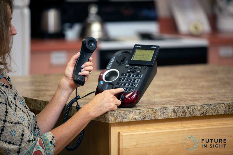 Specialized Phone Equipment & Services Program for NH Residents with Disabilities