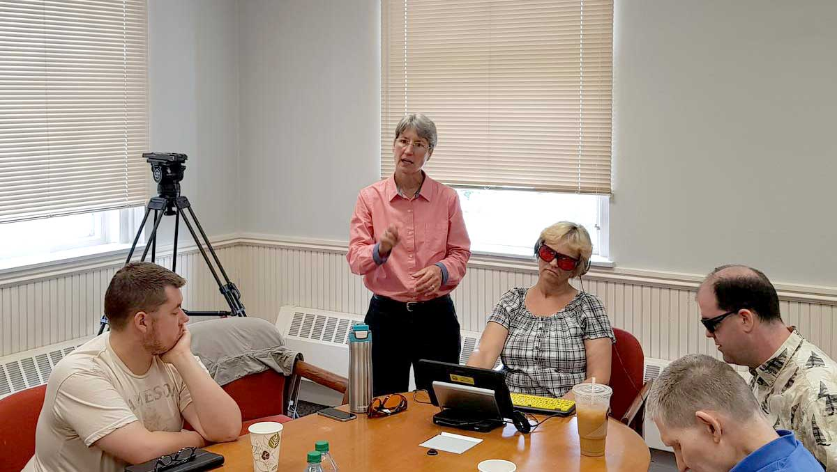 Accessible Voter Training Video