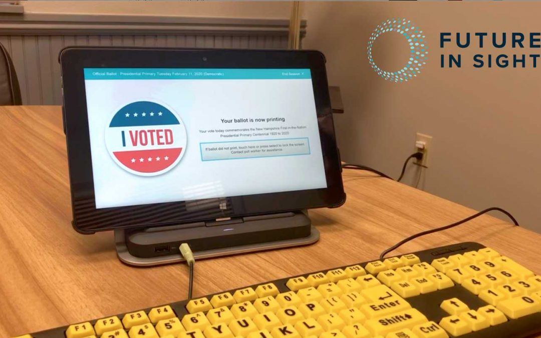 VIDEO: Accessible Voting in NH Step by Step