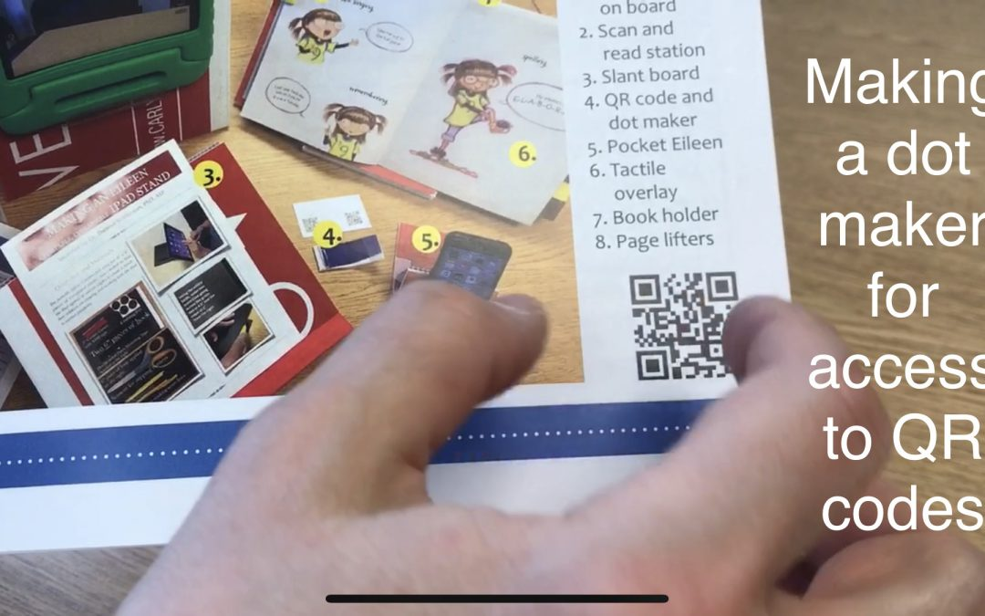QR Codes for Accessibility