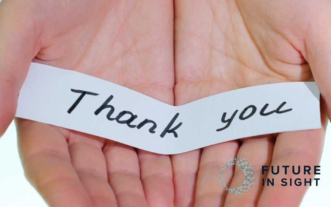 VIDEO: A Thank You Message for National Volunteer Week