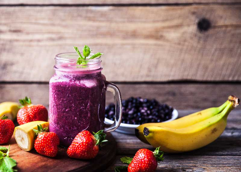 Making Summer Smoothies - Fun Event