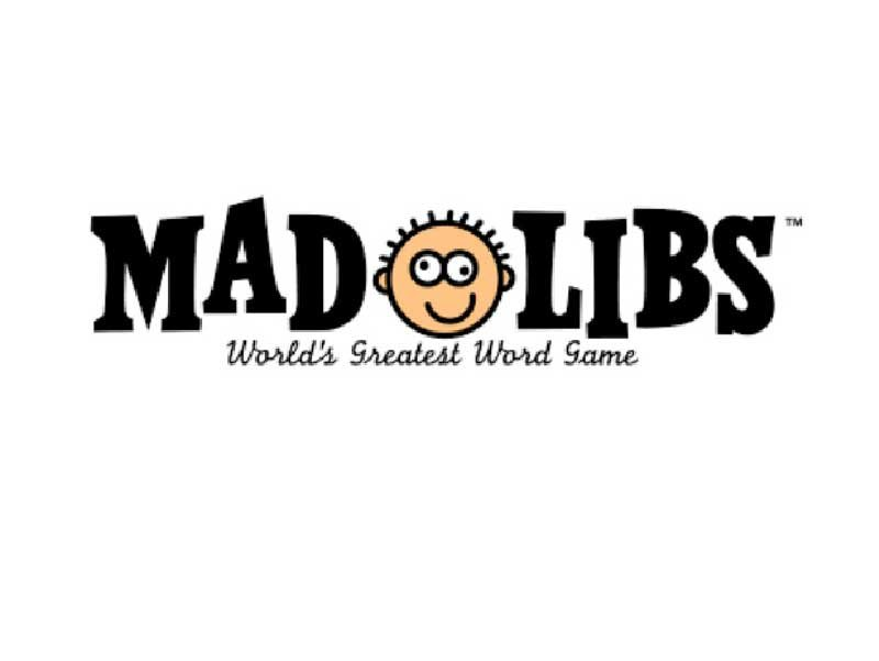 Mad Libs youth event online