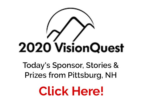 2020 Vision Quest - Day 18