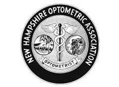 NH Optometric Association Logo