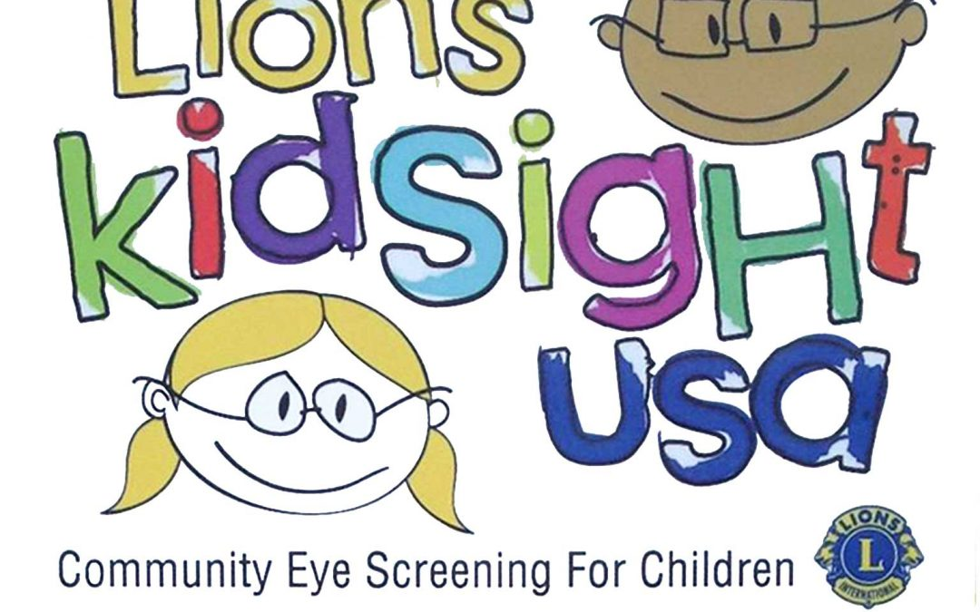 KidSight Free Screening from the Concord Lions Club