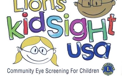 The Concord Lions Club is Offering KidSight Eye Screenings
