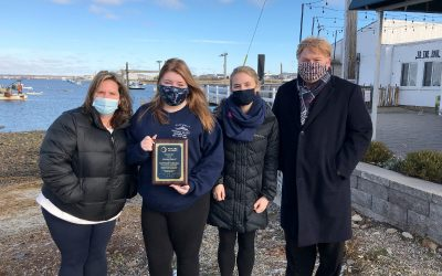 Eastman's Dock of Seabrook Receives Access Award