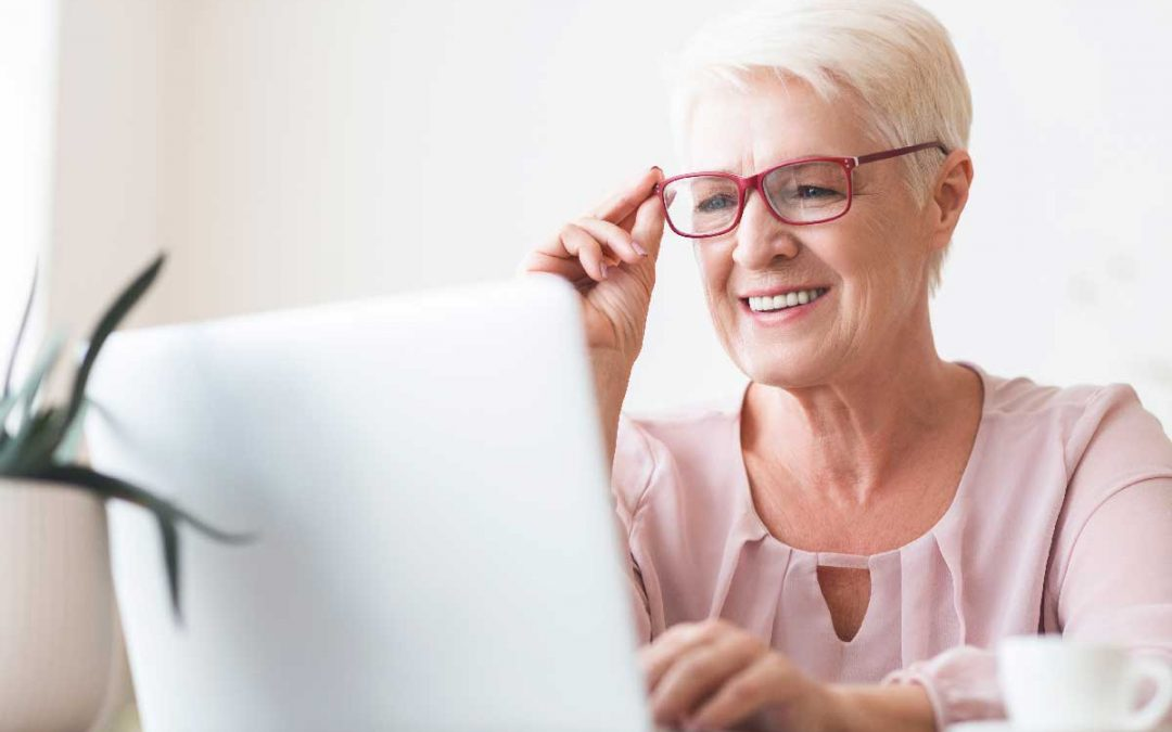 New Technology Programs for Older Blind Individuals