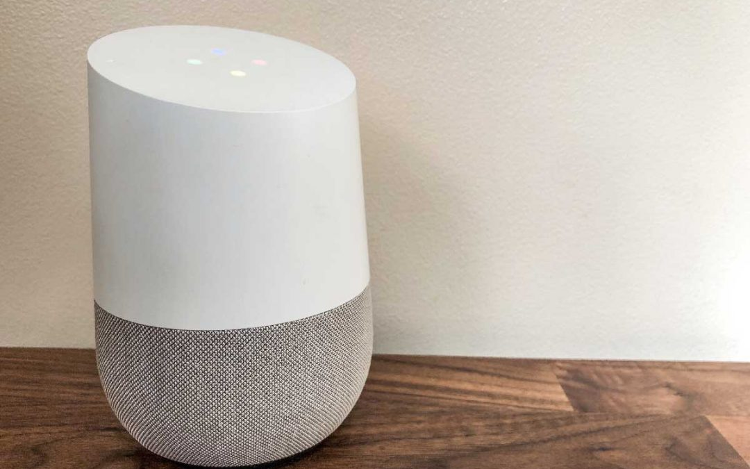 Tech Training (for 55+):Smart Speakers and Smart Home Technology