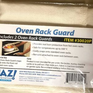 Oven-Rack-Guards
