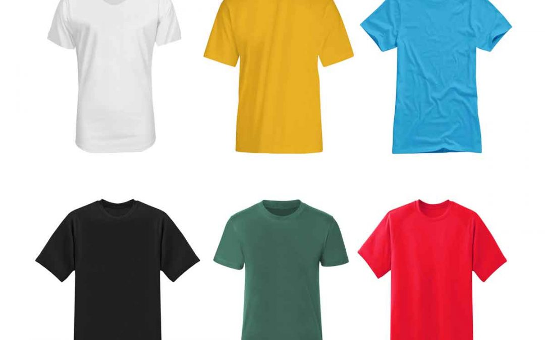 Decorate Your Own Tactile T-shirt
