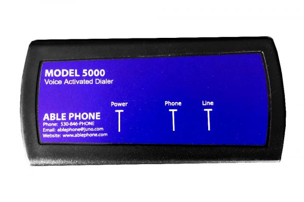 The Able Phone AP5000 Voice Activated Dialer